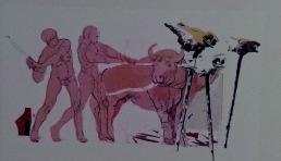 ©2016 COPYRIGHT B.CARMONA ITHA28 Odysseus' companions slaughter the sacred cow of the sun