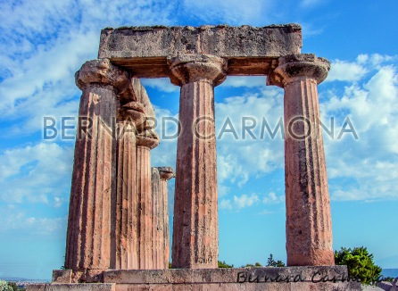 ©2016 B.CARMONA ANCIENT CORINTH 5