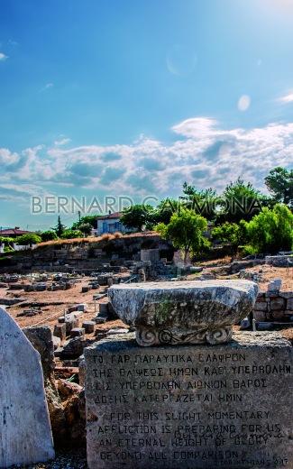 ©2016 B.CARMONA ANCIENT CORINTH 15