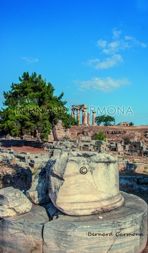 ©2016 B.CARMONA ANCIENT CORINTH 13