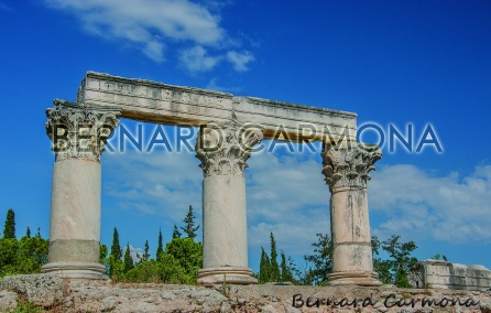 ©2016 B.CARMONA ANCIENT CORINTH 4